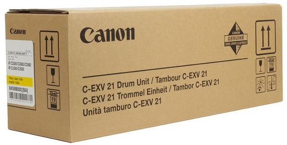 Фотобарабан Canon C-EXV21Y для IRC2880/3380 желтый 53000 страниц tpc irc3380u laser toner powder for canon imagerunner c 3380 2880 irc 3380 2880 2880i 3380i 1kg bag color free shipping