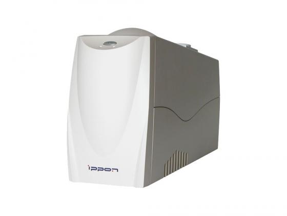 ИБП IPPON BACK COMFO Pro 600VA NEW черный источник бесперебойного питания ippon back power pro lcd 600