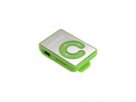 Плеер Perfeo VI-M003 зелёный плеер perfeo vi m011 голубой