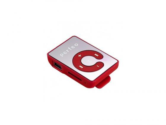 Плеер Perfeo VI-M003 красный