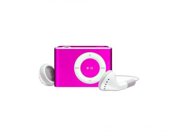 Плеер Perfeo VI-M001 розовый плеер perfeo vi m001 music clip titanium inkiness