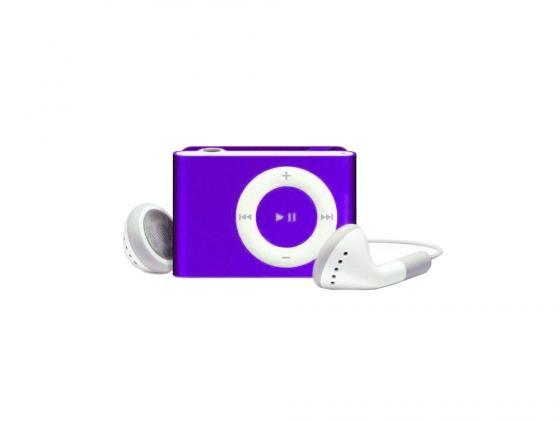 Плеер Perfeo VI-M001 фиолетовый плеер perfeo vi m001 music clip titanium orange