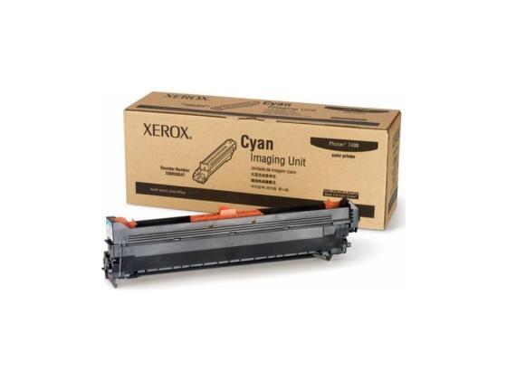 Фотобарабан Xerox 108R00647 для Phaser 7400 голубой 30000стр цена