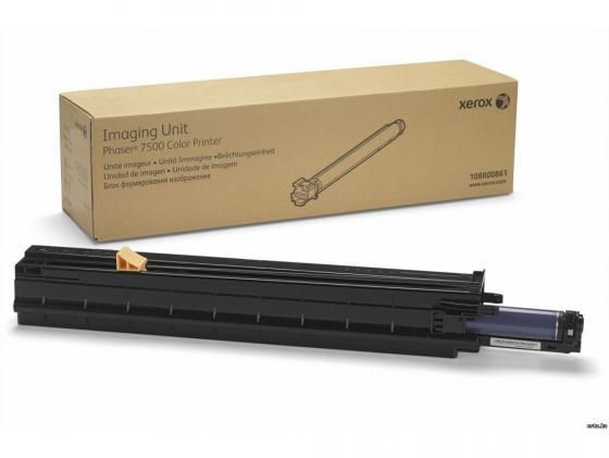 Фото - Фотобарабан Xerox 108R00861 для Phaser 7500 80000стр картридж xerox 106r01446 для xerox phaser 7500 черный 19800стр