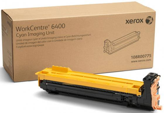 Фотобарабан Xerox 108R00775 для WC 6400 голубой 30000стр