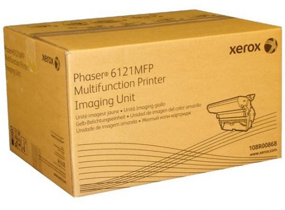 Фотобарабан Xerox 108R00868 для Phaser 6121MFP черный 20000стр / цветной 10000стр 2015 new [hisaint] 4pk for xerox phaser 6121 6121mfp toner cartridges set