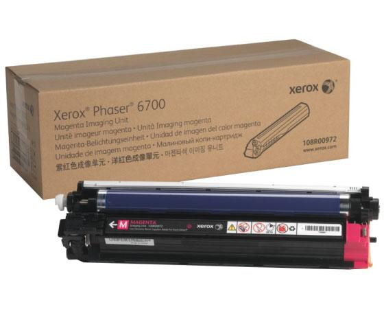 цены Фотобарабан Xerox 108R00972 для Phaser 6700 пурпурный 50000стр