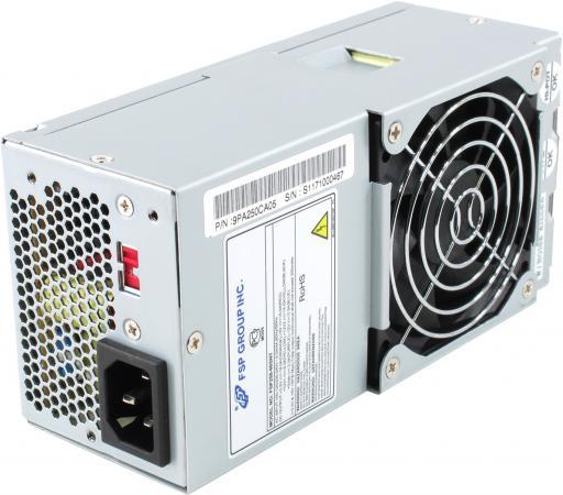Блок питания TFX 250 Вт FSP FSP250-60SNT the new fsp advantech 610l 610h and other fsp300 60pln ipc power supply fsp250 60pln