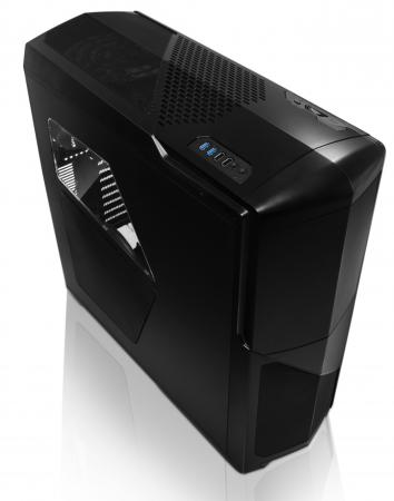 Корпус ATX NZXT Phantom 630 Без БП чёрный CA-P630W-M1 корпус nzxt phantom 630 черный w o psu atx 2xusb2 0 2xusb3 0 audio cardreader front door bott psu