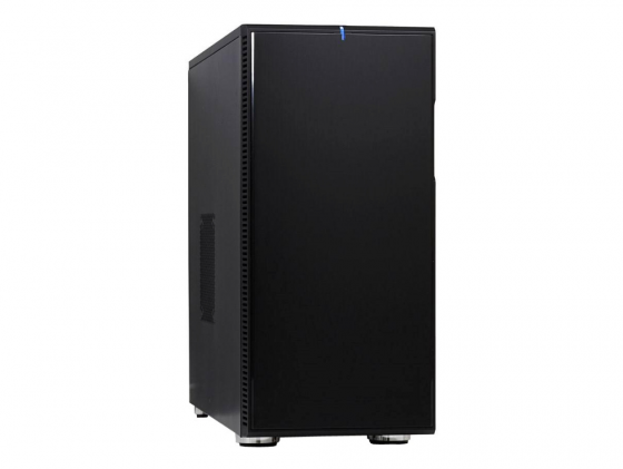 цены на Корпус mini-ITX Fractal Define Mini Без БП чёрный