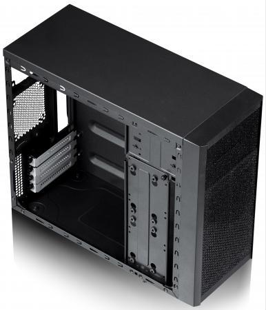 Корпус microATX Fractal Core 1000 Без БП чёрный FD-CA-CORE-1000-USB3-BL цена в Москве и Питере
