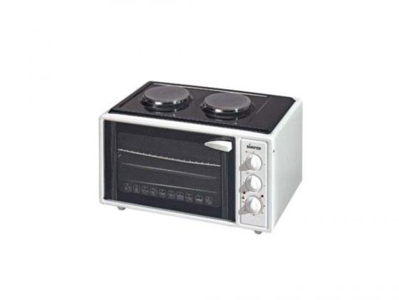 Мини-печь Simfer M3640 белый цена и фото