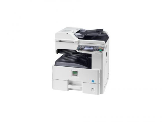 МФУ Kyocera FS-6530MFP ч/б A3 30ppm 600x600dpi Duplex автоподатчик факс Ethernet USB kyocera fs 9130dn
