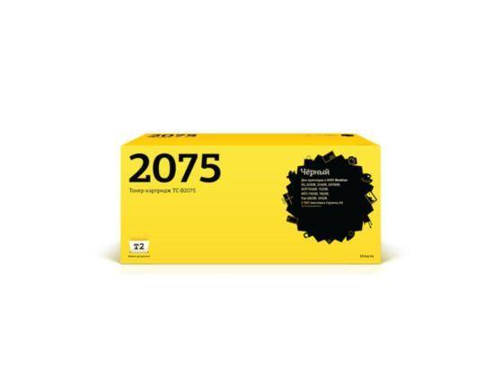 Фото - Картридж T2 TC-B2075 для HL-2030R/2040R/2070NR/DCP-7010R/7025R 2500 стр. картридж t2 tc b2175 для hl 2140r 2150nr 2170wr dcp 7030r 7045nr 7320r 2600 стр