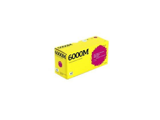 Картридж T2 TC-X6000M для Phaser 6000/6010/WC6015 1000 стр. пурпурный с чипом принт картридж phaser 6125n пурпурный 1000 отпечатков 106r01336
