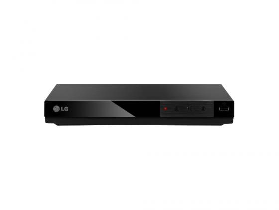 цена на Проигрыватель DVD LG DP132 черный