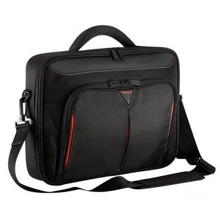 """Сумка для ноутбука 18"""" Targus CN418EU-50/70 полиэстер черный сумка для ноутбука targus cn418eu 50 black red cn418eu 50"""