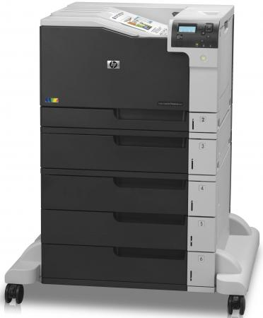 Принтер HP Color LaserJet Enterprise M750xh D3L10A цветной A3 30ppm 1Gb дуплекс Ethernet HDD 320Гб USB LAN замена CE709A CP5525xh