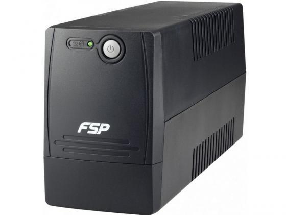 ИБП FSP Viva 800 800VA/480W AVR 2xEURO PPF4800700 defender avr typhoon 800
