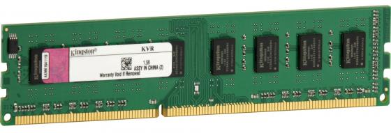Оперативная память 8Gb (1x8Gb) PC3-10600 1333MHz DDR3 DIMM CL9 Kingston KVR1333D3N9H/8G цена и фото