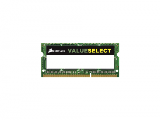 Купить Оперативная память для ноутбука 8Gb (1x8Gb) PC3-12800 1600MHz DDR3 SO-DIMM CL11 Corsair CL11 CMSO8GX3M1C1600C11
