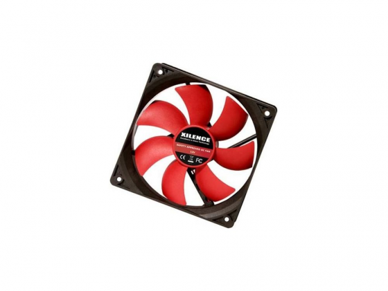 Вентилятор Xilence COO-XPF80.R 80х25mm 12W 3+4pin red mitsubishi 100% mds r v1 80 mds r v1 80