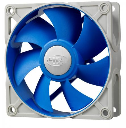 Вентилятор Deepcool UF92 90x90x25 4pin 18-25dB 900-1800rpm 130g anti-vibration