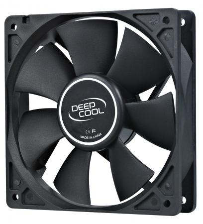 Вентилятор Deepcool XFAN 120 120x120x25 3pin 26dB 1300rpm 180g вентилятор 120x120 deepcool xfan 120