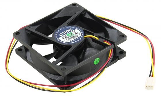 Вентилятор Titan DCF-8025L12S 80x80x25 3pin 23dB 2000rpm 67g вентилятор напольный aeg vl 5569 s lb 80 вт