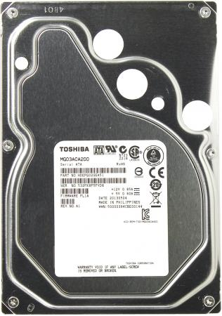 Жесткий диск 3.5 2Tb 7200rpm 64Mb cache Toshiba SATAIII MG03ACA200 woaser 3 5 inch 1tb 2tb 4tb hard disk drive hdd 64mb 7200rpm sata3 for cctv dvr nvr system security camera surveillance kits