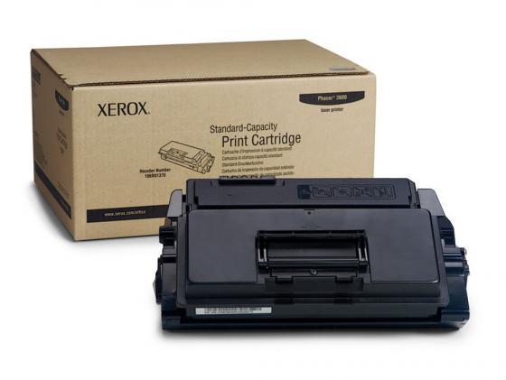 Картридж Xerox 106R01371 для Phaser 3600 14000стр. картридж xerox 106r01371