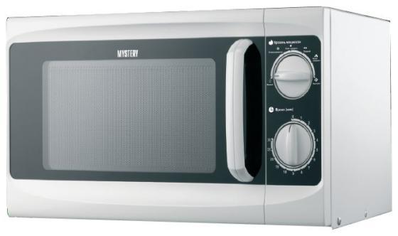 Микроволновая печь MYSTERY MMW-1706 700 Вт белый микроволновая печь mystery mmw 2031 800 вт белый