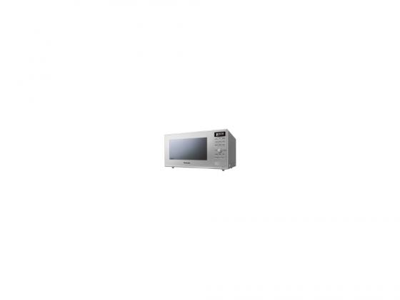 Микроволновая печь Panasonic NN-GD692MZPE 1000 Вт серебристый микроволновая печь bbk 23mws 927m w 900 вт белый