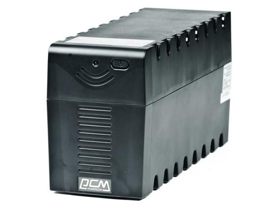ИБП Powercom RPT-800A Raptor 800VA ибп powercom rpt 1025ap raptor 6 iec