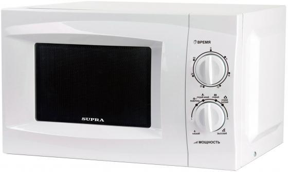 Микроволновая печь Supra MWS-1801MW 18 л белый утюг supra is 1801 is 1801