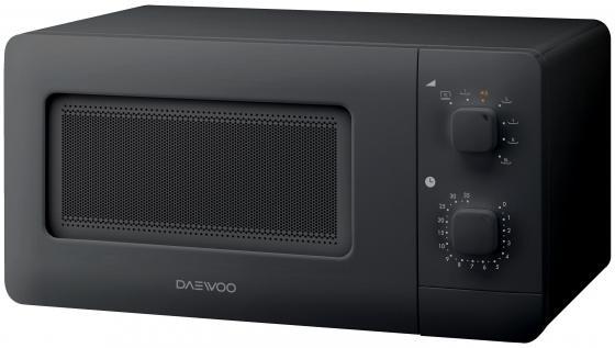 Микроволновая печь DAEWOO KOR-5A07B — чёрный