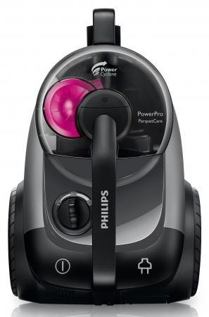 Пылесос Philips FC8766/01 сухая уборка чёрный пылесос philips fc8295 01 сухая уборка чёрный фиолетовый
