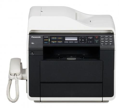 МФУ Panasonic KX-MB2540RU ч/б A4 30ppm 2400x600dpi Duplex Ethernet USB купить б у panasonic cf 30