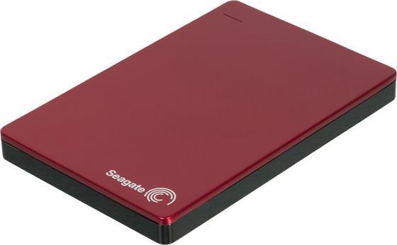 "Внешний жесткий диск 2.5"" USB3.0 2 Tb Seagate Backup Plus STDR2000203 красный от Just.ru"
