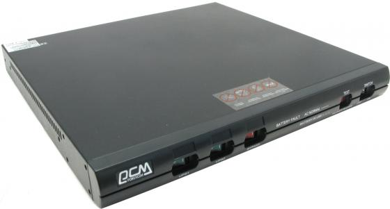 ИБП Powercom KIN-600AP RM 600VA 1U USB
