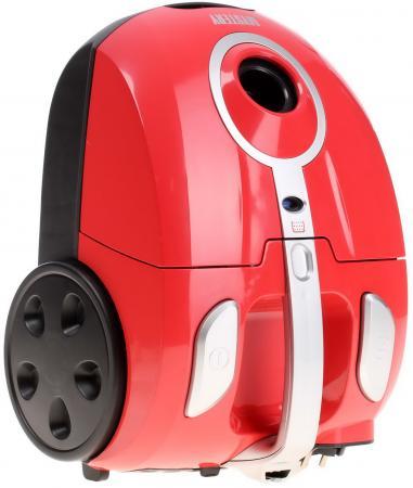 Купить со скидкой Пылесос Mystery MVC-1116 c мешком сухая уборка 1500Вт красный