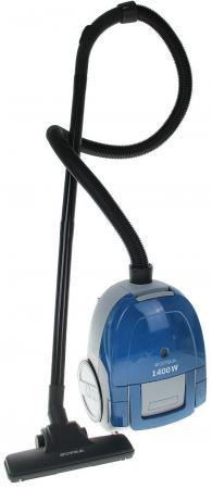 Пылесос Supra VCS-1475 сухая уборка синий vacuum cleaner vcs 1475 blue