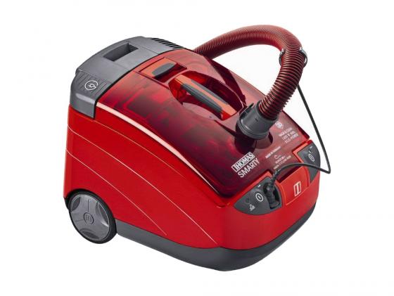 Пылесос Thomas SMARTY сухая влажная уборка красный игрушка головоломка для собак i p t s smarty 30x19x2 5см