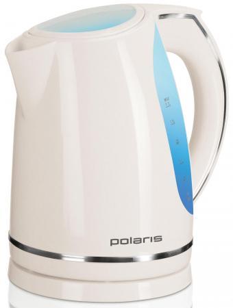 Чайник Polaris PWK 1705CL 2200Вт 1.7л пластик белый