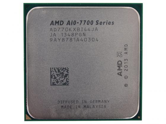 Процессор AMD A10 X4 7700K 3.4GHz 4Mb AD770KXBI44JA Socket FM2 OEM стоимость
