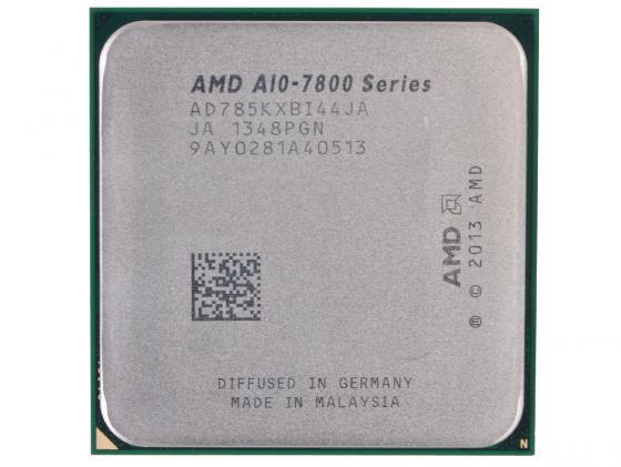 Процессор AMD A10 X4 7850K 3.7GHz 4Mb AD785KXBI44JA Socket FM2 OEM le monique пуловер