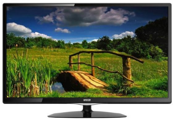 Телевизор ЖК LED 19 Mystery MTV-1929LT2 16:9 1366x768 1000:1 230 кд/м2 USB MediaPlayer DVB-T/T2/C черный телевизор 19 samsung lt19c350exq edge led 1366 x 768 16 9 dvb t черный