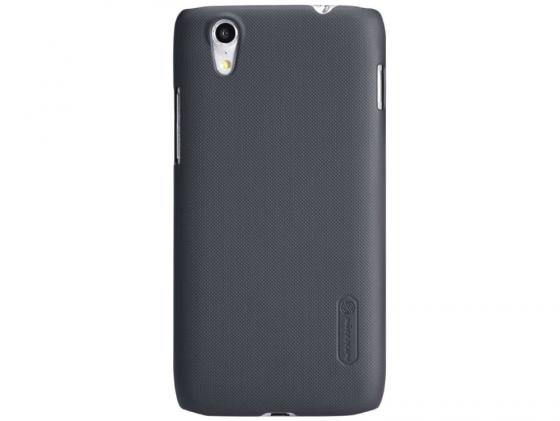 Накладка Nillkin Super Frosted Shield для Lenovo S960 черный T-N-LS960-002 стоимость