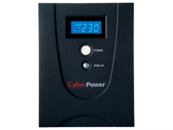 ИБП CyberPower 1500VA VALUE1500EILCD-RU ибп cyberpower value1500elcd 1500va