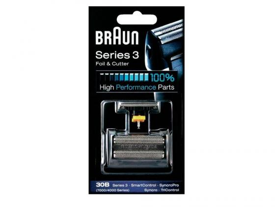 Сетка и режущий блок Braun 30B 72737 81387936 сетка braun 2000 cruzer 20s без ножей